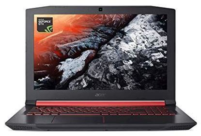 "Picture of LAPTOP ACER NITRO 5 I7-8750H/16GB DDR4/2TB/256GB SSD/GTX1050TI4GB/15.6"" FHD/WIN10 HOME"