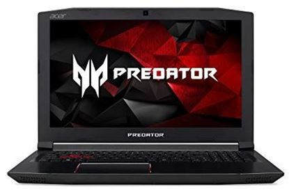 """Picture of LAPTOP ACER PREDATOR HELIOS 300 I7-8750H/32GBDDR4/256GB/2TB/VGA GEFORE GTX1060 6GB/17.3""""/WIN10 HOME"""