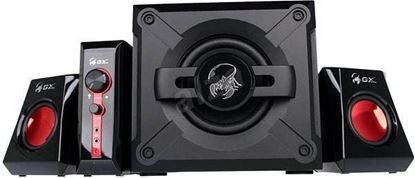 Picture of SPEAKER + SUBWOOFER GENIUS SW-V2.1 1250 230V