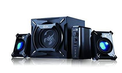 Picture of SUBWOOFER GENIUS SW-G2.1 2000 30W