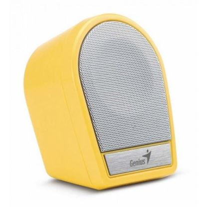 Picture of SPEAKER GENIUS MINI SP-i177 YELLOW