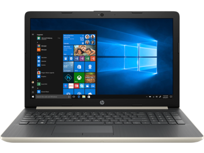 Picture of LAPTOP HP 15-DA1079NE I5-8265/256GB SSD/8GB DDR4/MX110 2GB /WIN10/15.6""