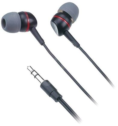 Picture of EARPHONE GENIUS GHP-200A BLACK