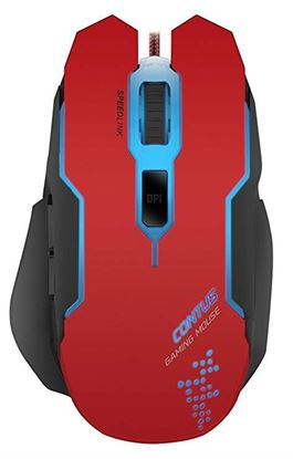 Picture of MOUSE GAMING SPEEDLINK CONTUS BLACK-RED