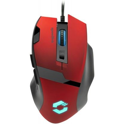 Picture of MOUSE GAMING SPEEDLINK VADES BLACK-RED