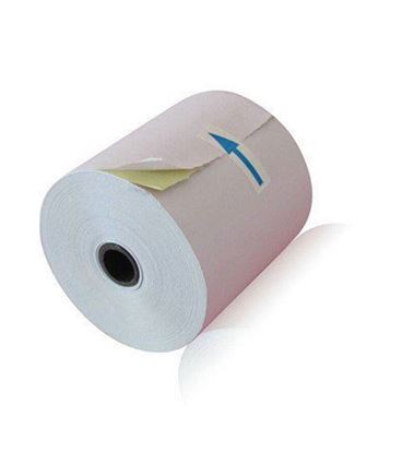 Picture of PAPER ROLL FOR RECEIPT PRINTER 2PLY