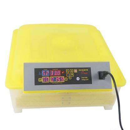 Picture of EGG INCUBATOR 48 EGGS WITH TESTER 80W